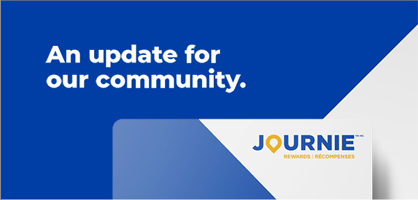 An update for our community.